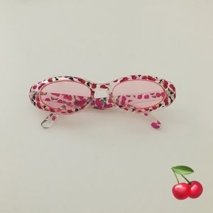 Other - Cherry Sunglasses